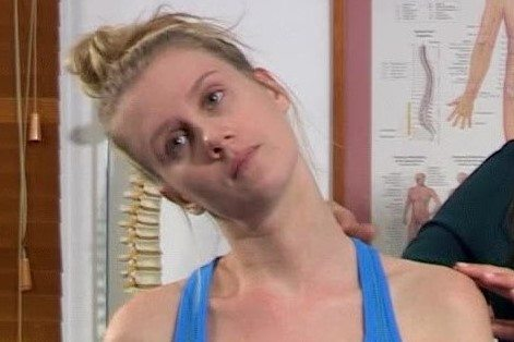 <b>NECK FLEXIBILITY EXERCISES</b>