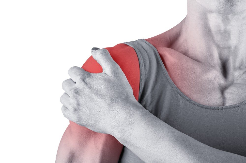 <strong>SHOULDER AND ARM PAIN</strong>