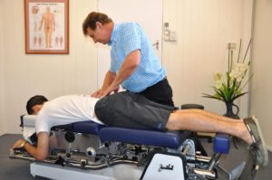 Townsville-chiropractor-treatment