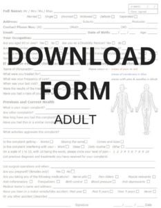 Download Form Adult